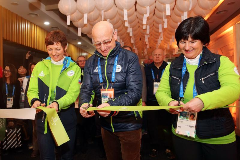 Slovenia House opens its doors in South Korea
